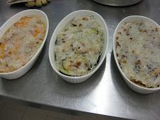 Pumpkin, Eggplant, Sardines - In Saor