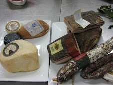 Cured meats and fine cheeses from Umbria