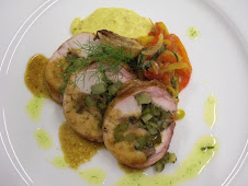 Rabbit in Porchetta