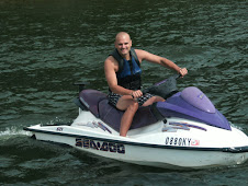 Jet Skiing at Lake Jackson