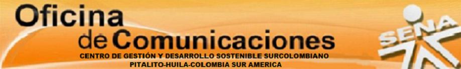 Centro de Gestión y Desarrollo Sostenible Surcolombiano