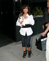 Paula Abdul is barking mad - Photo courtesy of Hotbrity