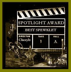 Spewker Spotlight Award shines on Making The Movie