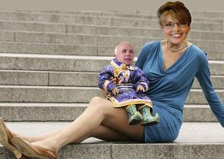 John McCain and Sarah Palin campaign in Grand Rapids, Michigan