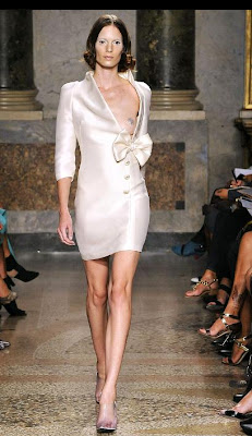 Francesco Scognamiglio Spring Ready to Wear Collection - Photo courtesy of Style.com