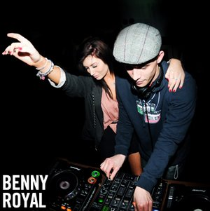 Benny Royal - Let's Keep It Coming