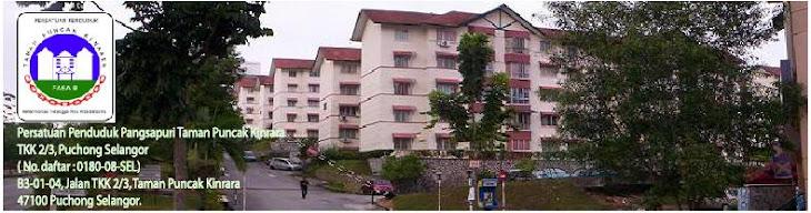 Persatuan Penduduk Apartment Taman Puncak Kinrara