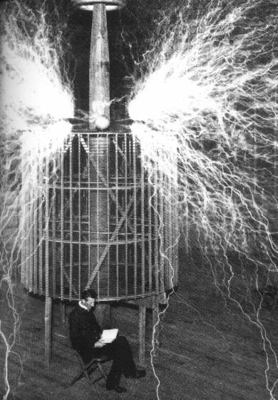 The Alien Next Door Nikola Tesla And Resonating Earth