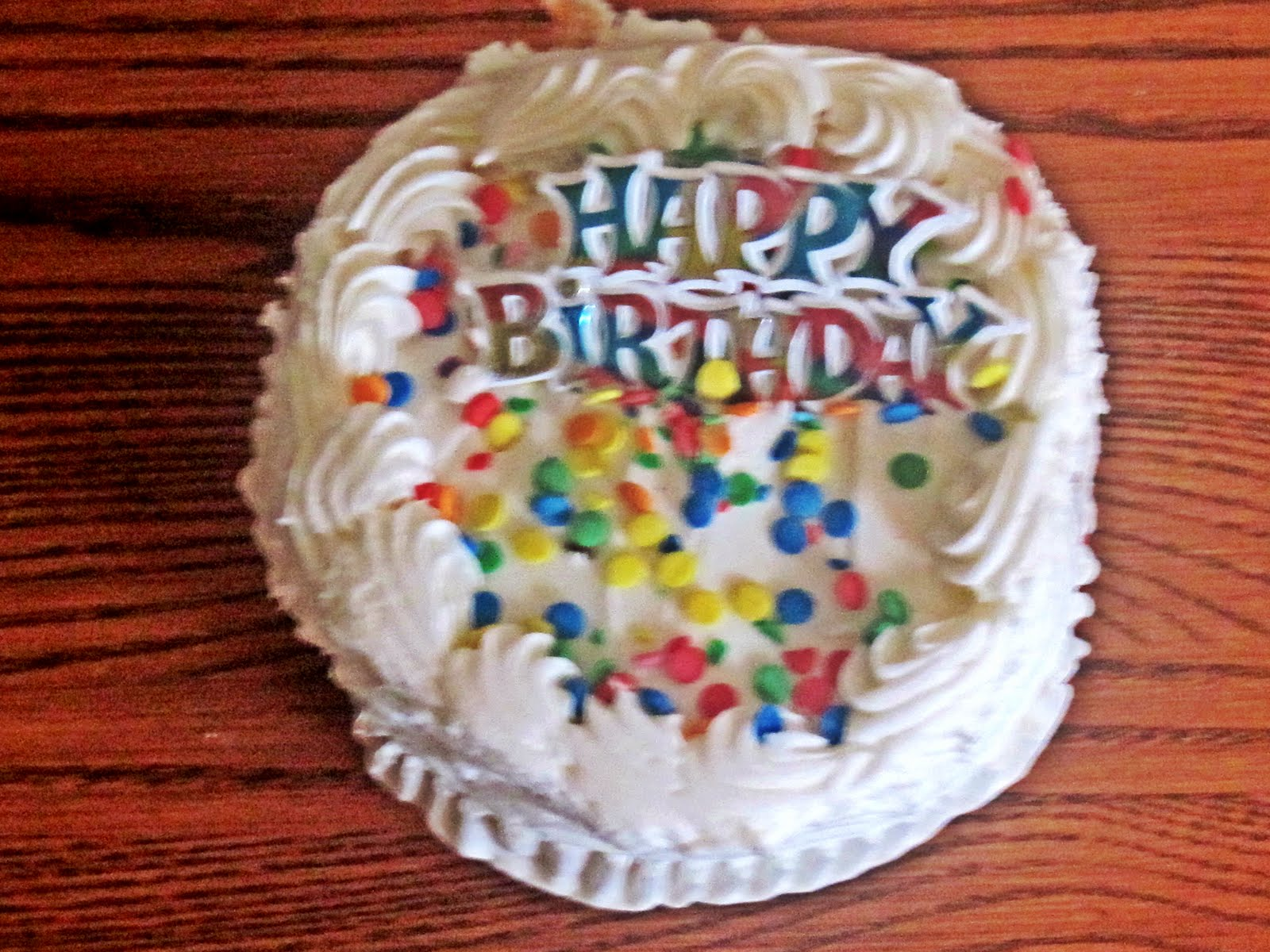 Superstore Birthday Cakes
