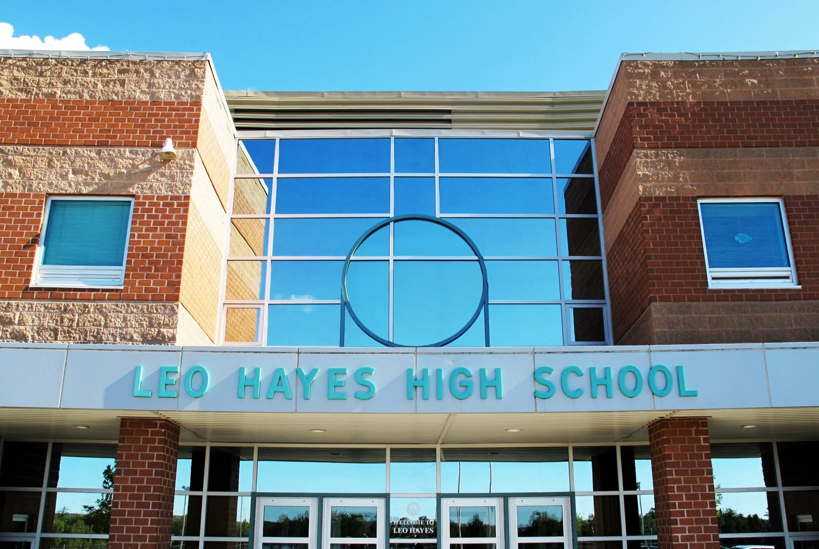 Image result for leo hayes high school