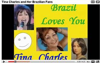 Brazilian Fans Homage To Tina