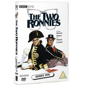 "DVD ""The Two Ronnies"" (Series One)"