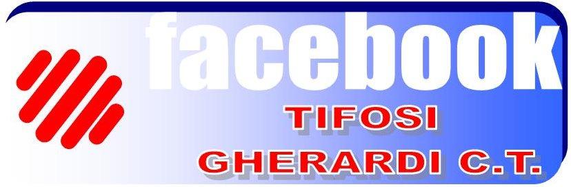 FACEBOOK TIFOSI GHERARDI