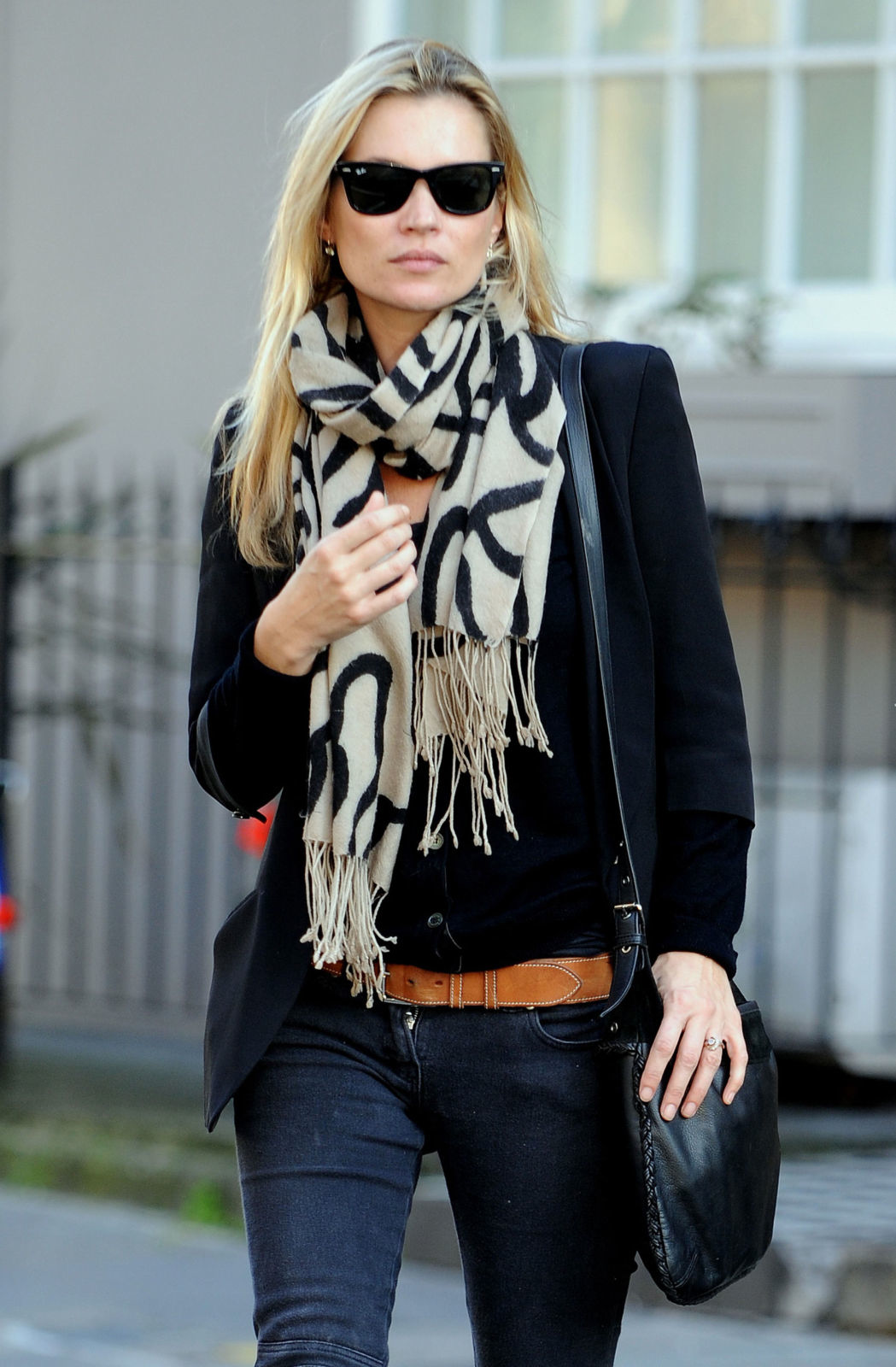 Style Rows: Kate Moss, Street