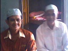 Imam Masjid Kg Pmtg Cengal (menatu sepupu pakngah ayub) & Abang Awang