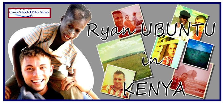 RYAN Ubuntu in KENYA