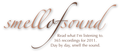 Smell of Sound: A Classical Music Blog