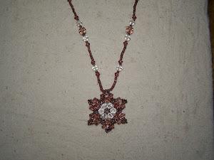 Collar Estrella de Davia, Merkaba