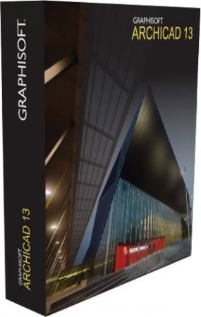 Graphisoft Archicad 14 Build 3004 INT (x86)