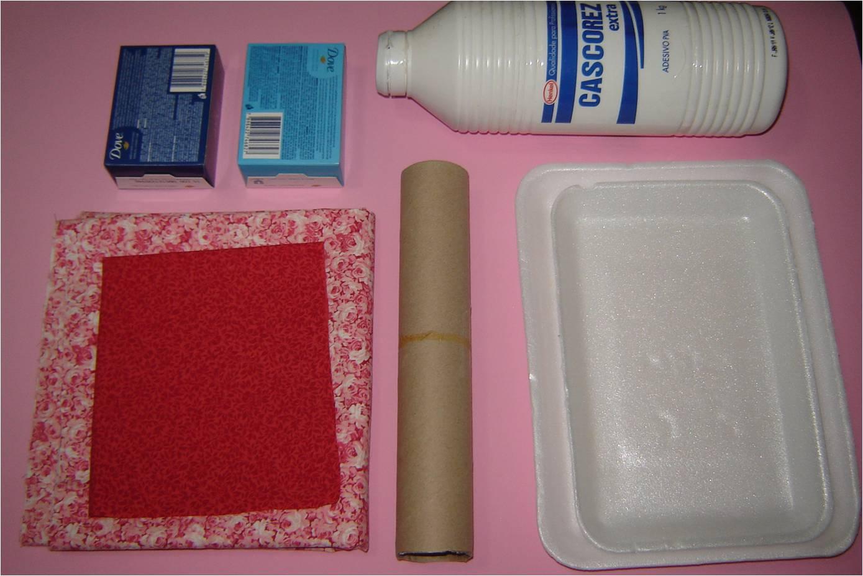 Cantinho da Mirian: PAP Suporte para doce de material reciclado #812129 1389x927