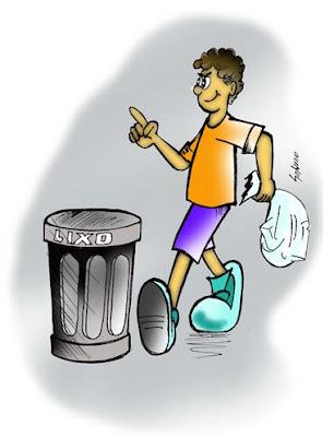 Falando Sobre Lixo Projetos Educa Jáeduca Já