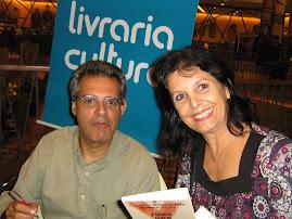 Gilberto Dimenstein e eu