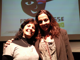 eu com Rosi Campos