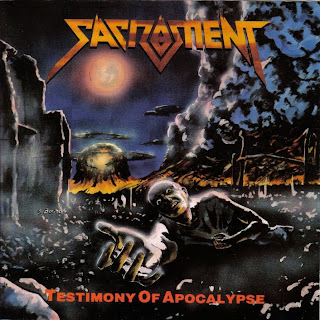Sacrament - Testimony of Apocalypse 1990