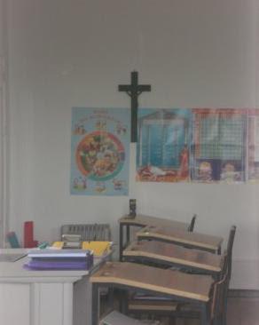 O crucifixo nas escolas e locis publicos