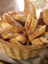 El pan nuestro de cada día...