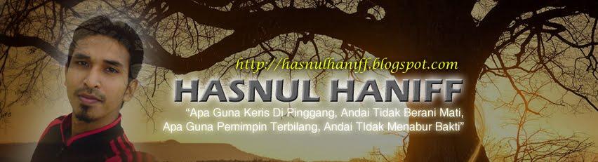 HASNUL HANIFF BIN HARUN