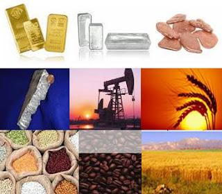 Trading con materias primas (commodities) en los mercados financieros
