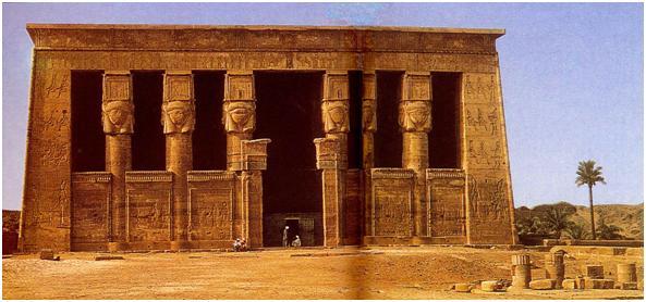 Estudiandosocialesestoy egipto for Arquitectura egipcia