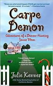 Carpe Demon Book Cover