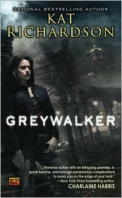 Greywalker Book Cover