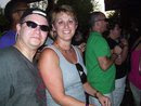 Jeff and Me at Paramore, Cincinnati, OH, August 12, 2010