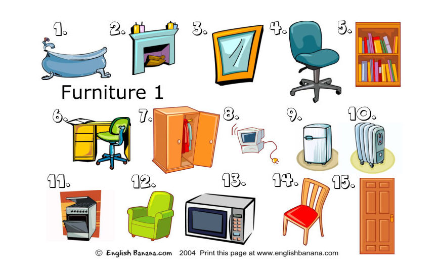 Dibujos de muebles de casa Imagui : furniture picture sheet 1 ev41 from www.imagui.com size 868 x 529 jpeg 87kB