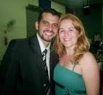 Pr. Renato e sua esposa Luciene