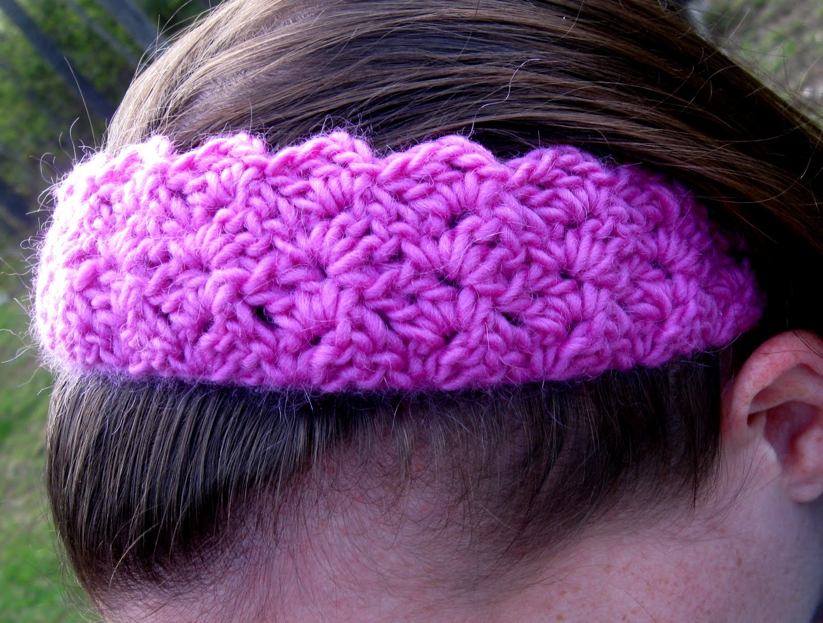 Free Crochet Headband Patterns ? Design Patterns