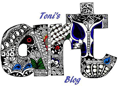 Toni's Art Blog