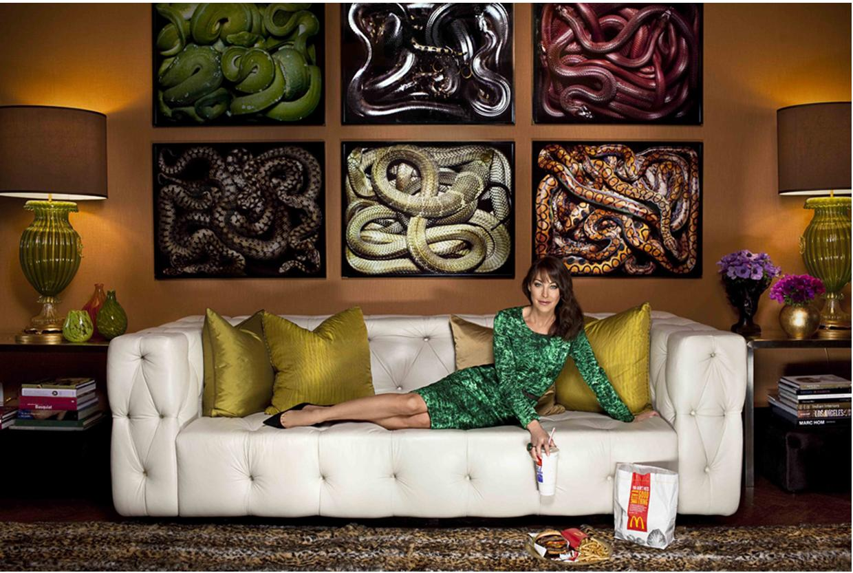 Diva Style Tamara MellonInterior Design Muse