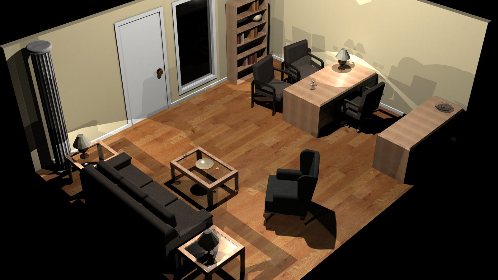 3d office design software free joy studio design gallery for Free 3d office design software
