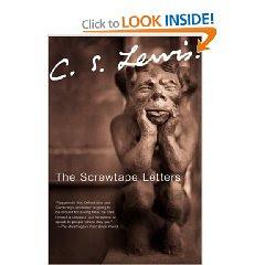 """C.S. Lewis """"Screwtape Letters"""""""