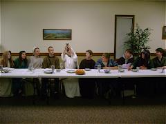 Youth Last Supper portrayal