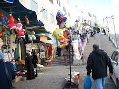 Market Place in Bethlehem