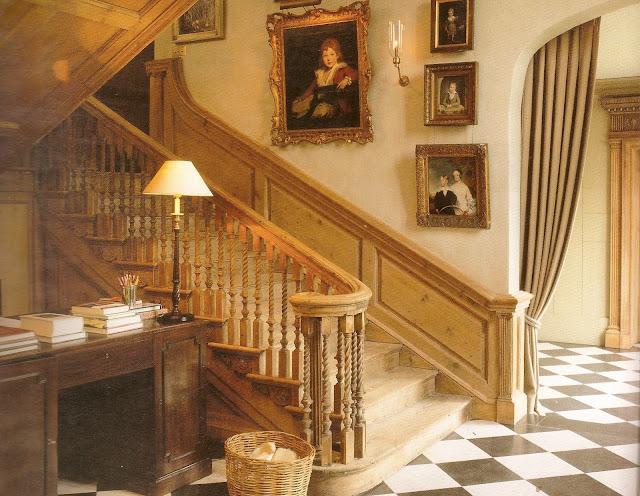 D cor de provence timeless living for Decoration maison de maitre