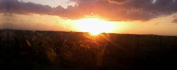 Amanece y mi cielo se pinta de ti...