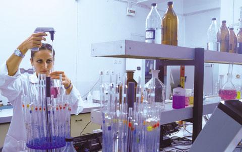 Fen ve teknoloji öğretmenliğinde biyoloji laboratuarı hakkında