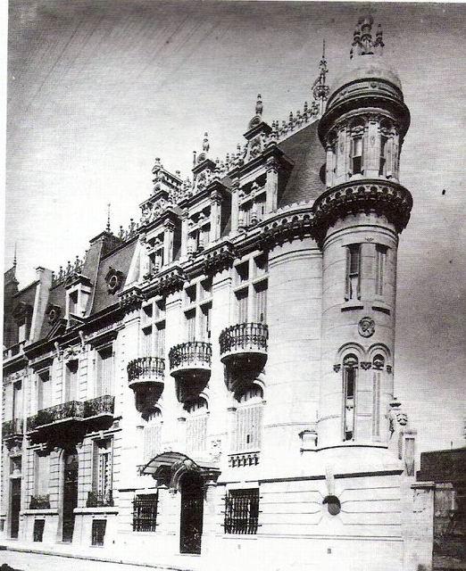 Casa de Félix Egusquiza.