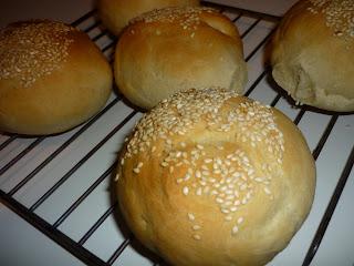 pain buns
